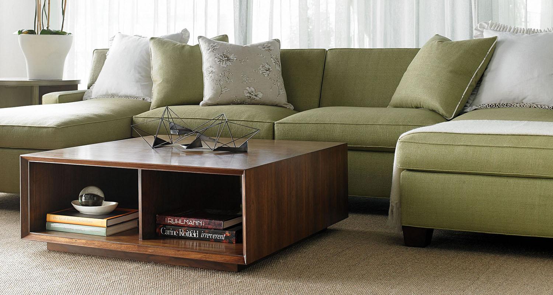 Gomez Green Sectional Sofa - High Quality Furniture Store Birmingham Michigan
