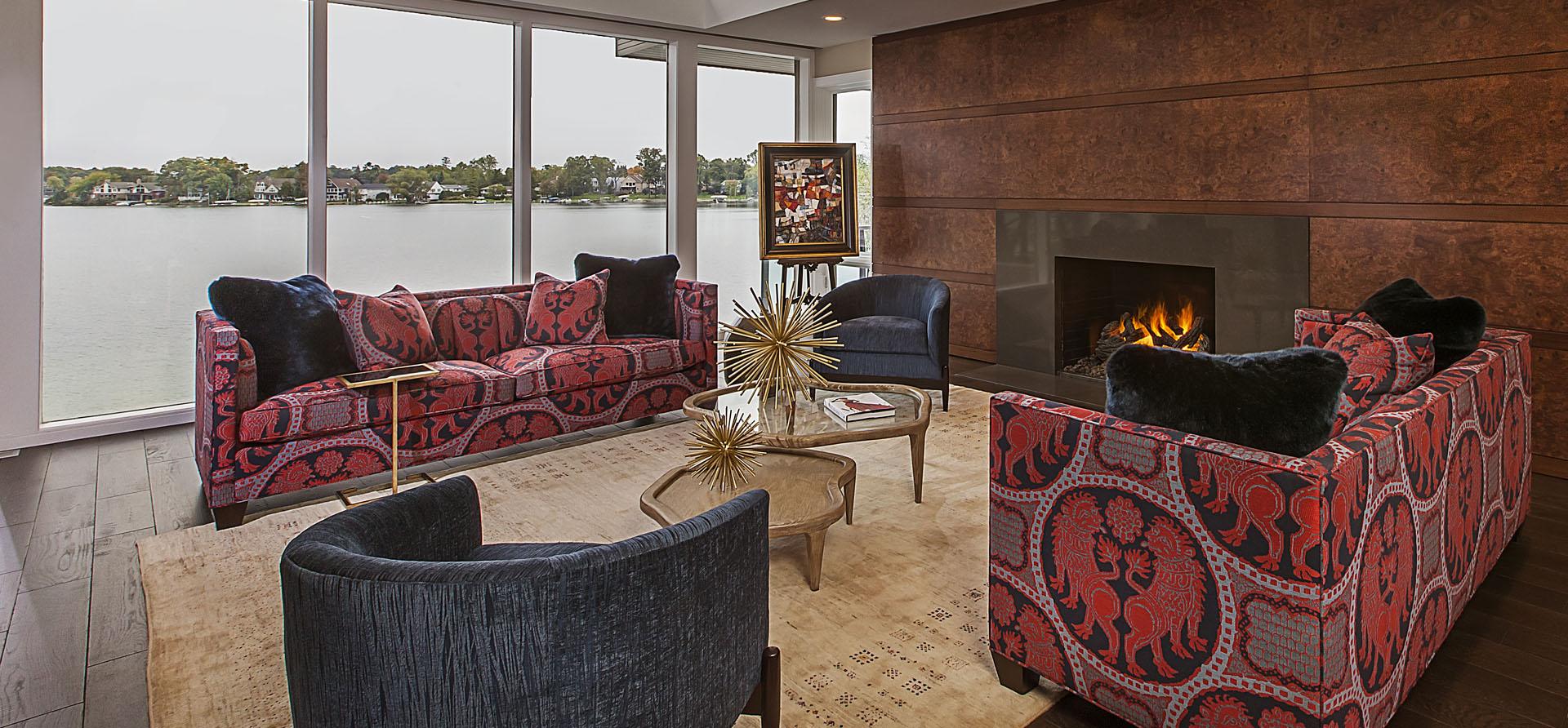 Birmingham Design Studio High End Furniture Store Interior Design Inspiration