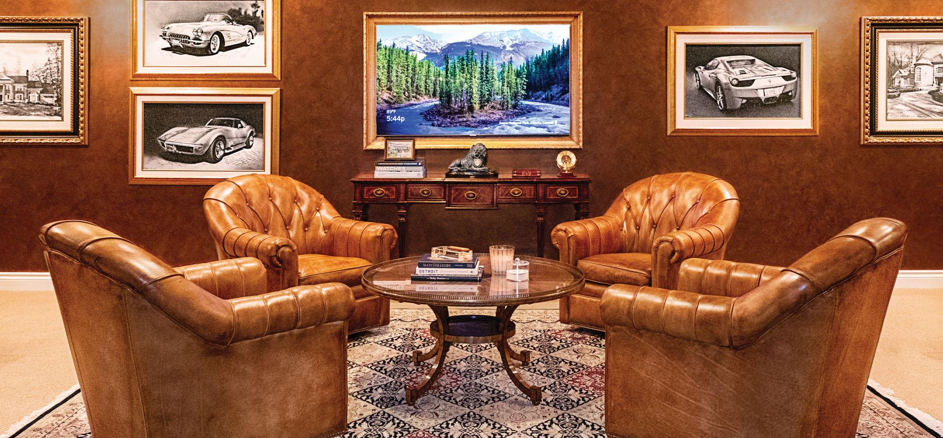 Birmingham Design Studio Quality Leather Furniture