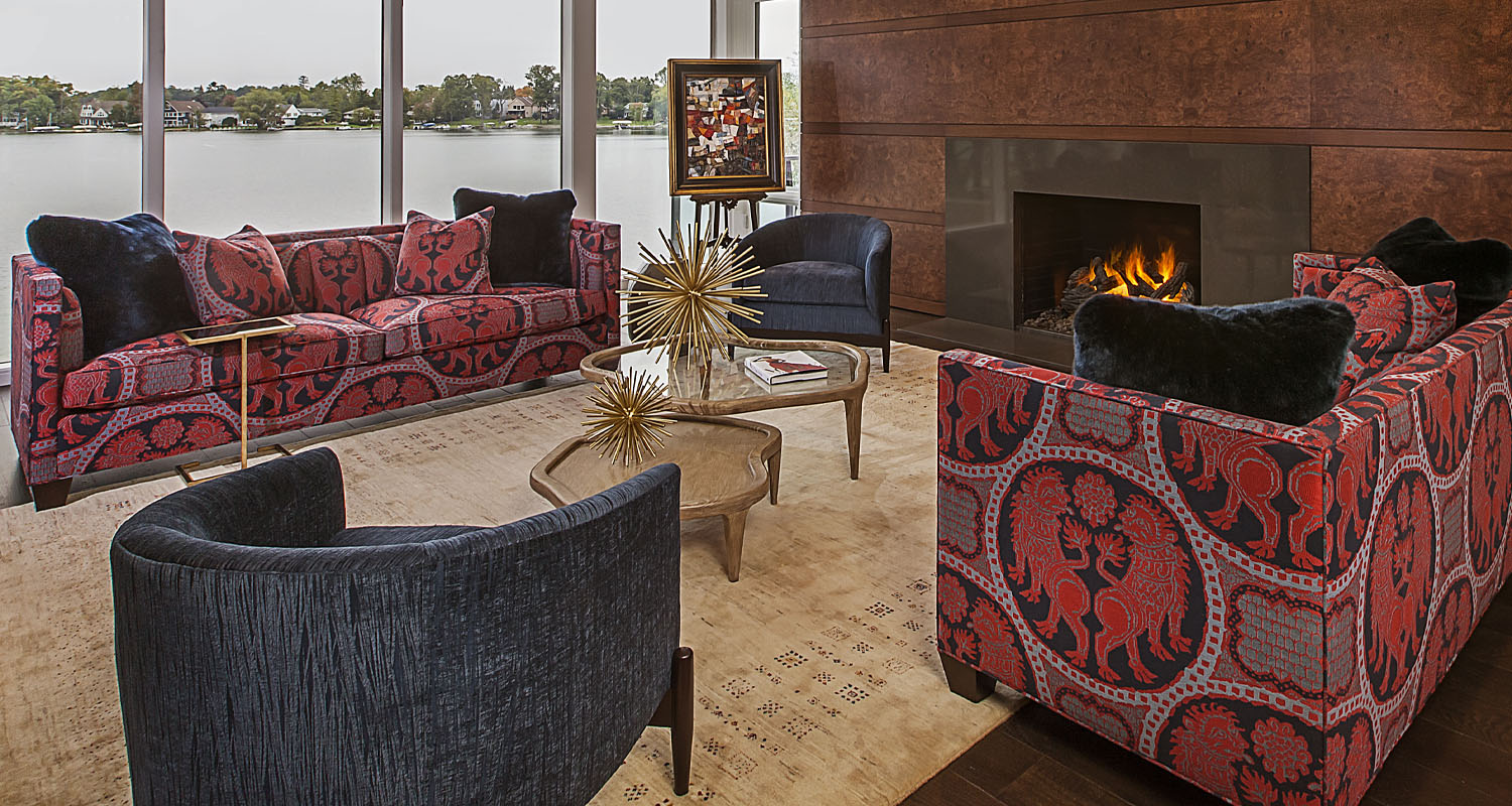 Custom Upholstered Couches Sofas - High Quality Furniture Store Birmingham Michigan