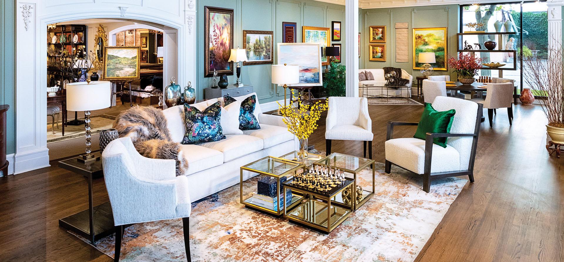 Birmingham Design Studio Furniture Store and Showroom in Birmingham Michigan