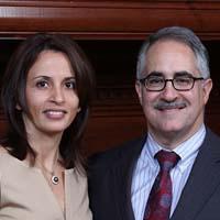Dr. Mouna Khoury & Dr. Nabil Khoury